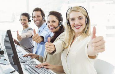 nhân viên call center